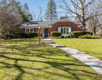 Washtenaw County Single Family Home Contingent - Financing: 2216 Melrose Ave