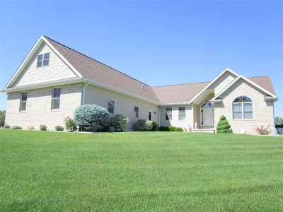 Single Family Home For Sale: 7460 Donegal Drive