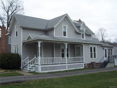 Stockbridge Single Family Home Contingent - Financing: 415 S Clinton St