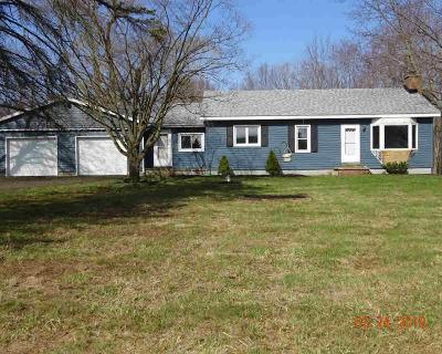 Stockbridge Single Family Home For Sale: 3344 M-52