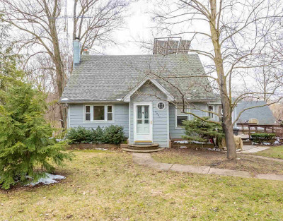 Grass Lake Single Family Home Contingent - Financing: 8681 Stull Rd