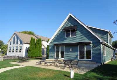 Addison MI Single Family Home For Sale: $489,000