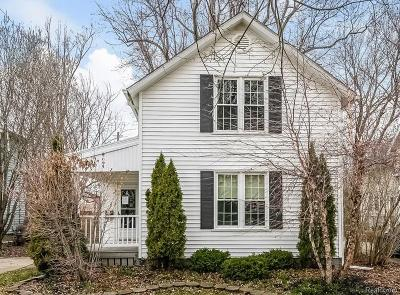 Single Family Home For Sale: 11 Madison Ave