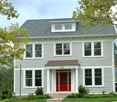 Ann Arbor Single Family Home For Sale: 2026 Geddes Ave