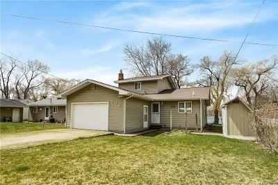 Single Family Home For Sale: 204 McGaugh Crt