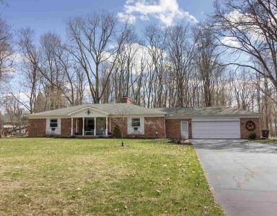 Stockbridge Single Family Home For Sale: 423 Willow St