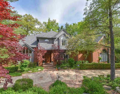 Washtenaw County Single Family Home For Sale: 3108 W Dobson Pl