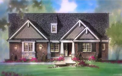 Farmington Hill Single Family Home For Sale: 34263 Oak Forest Dr