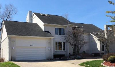 Single Family Home For Sale: 4197 Strathdale Ln