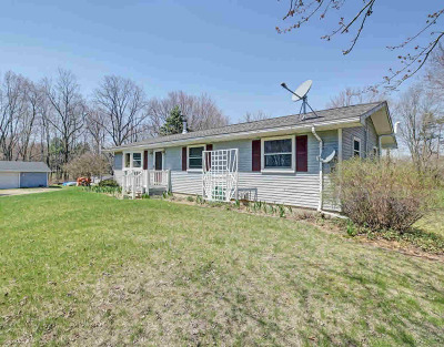 Chelsea Single Family Home Contingent - Financing: 15450 Cassidy Rd