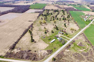 Clinton MI Residential Lots & Land For Sale: $449,900