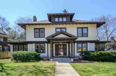 Washtenaw County Single Family Home Contingent - Financing: 1016 Martin Pl
