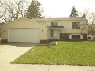 Lansing Single Family Home For Sale: 1709 Autumn Ln