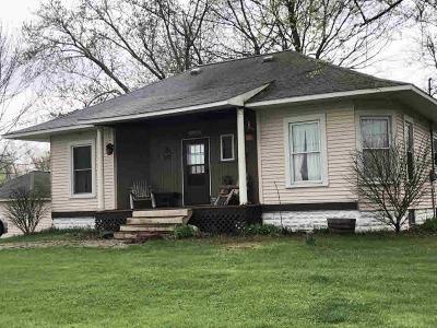 Single Family Home For Sale: 591 Miller Rd