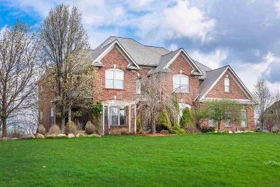 Washtenaw County Single Family Home For Sale: 1625 Cedar Ln