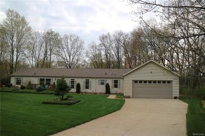 Jackson Single Family Home Contingent - Financing: 5988 Murray Rd