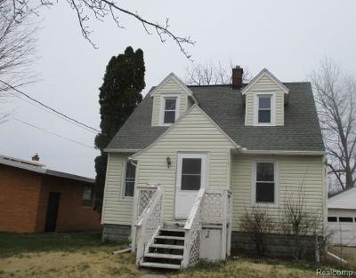 Lansing Single Family Home For Sale: 519 Julia St