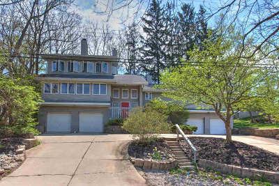 Washtenaw County Single Family Home For Sale: 1500 Jones
