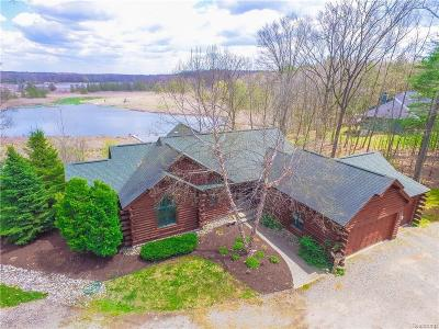 Single Family Home For Sale: 2999 Allen Rd
