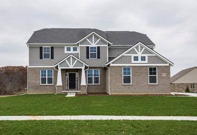 South Lyon Single Family Home For Sale: 61868 Saddlecreek Dr N