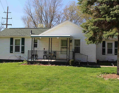 Dexter Single Family Home Contingent - Financing: 3045 Hudson St