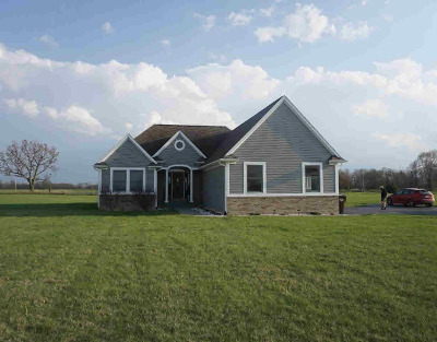 Grass Lake Single Family Home Contingent - Financing: 12107 Harvest Dr