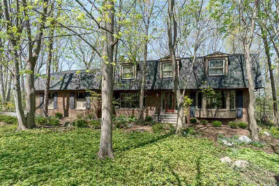 Washtenaw County Single Family Home Contingent - Financing: 3926 Penberton