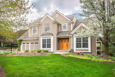 Washtenaw County Single Family Home For Sale: 4722 Northgate Dr