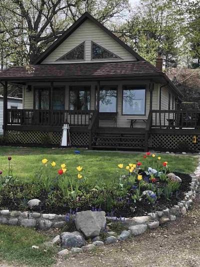 Tipton MI Single Family Home For Sale: $299,000