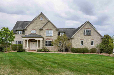 Washtenaw County Single Family Home Contingent - Financing: 5410 Overbrook