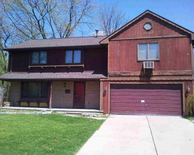 Washtenaw County Single Family Home For Sale: 2885 Ticknor Ct