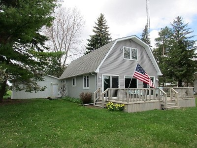 Single Family Home For Sale: 8370 N Lakeshore Rd.