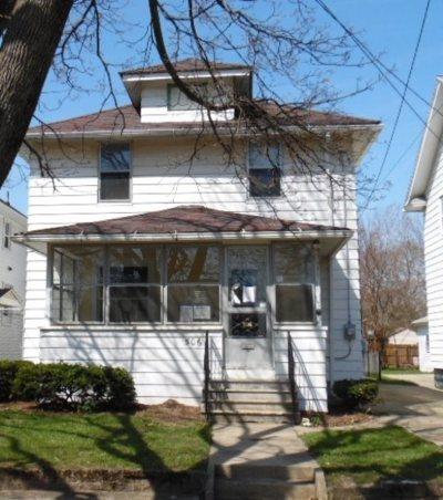 Single Family Home For Sale: 506 Orange St