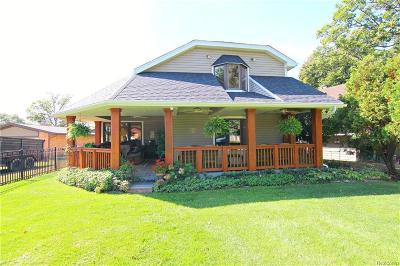 Single Family Home For Sale: 3517 Ormond Rd