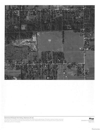 Milan MI Residential Lots & Land For Sale: $1,400,000