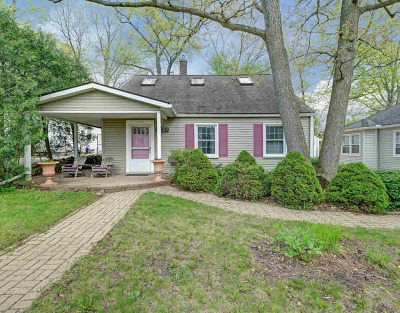 Washtenaw County Single Family Home For Sale: 1127 Birk Ave