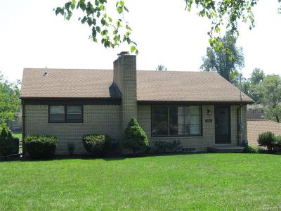 Single Family Home For Sale: 1900 N Duck Lake Rd