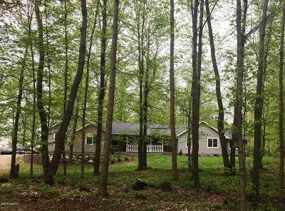Hillsdale County Single Family Home For Sale: 1435 Blackbridge Rd