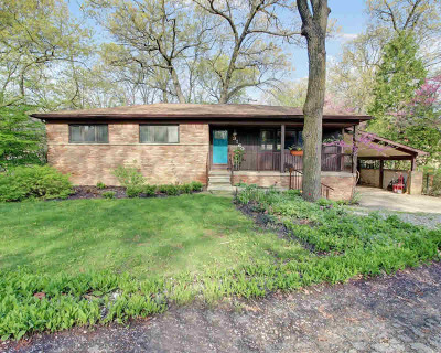 Washtenaw County Single Family Home Contingent - Financing: 3160 Lakewood Dr