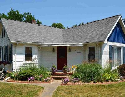 Stockbridge Single Family Home For Sale: 700 E Main St