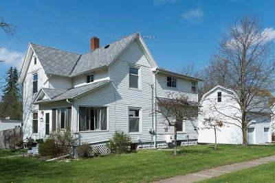 Stockbridge Single Family Home For Sale: 119 S Water St