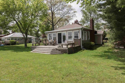 Reading MI Single Family Home For Sale: $199,500
