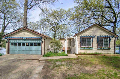Jackson Single Family Home For Sale: 925 Ottney St