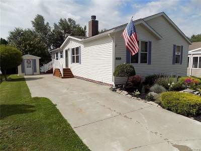 Single Family Home For Sale: 5118 Twin Lakes