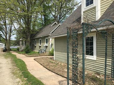 Single Family Home For Sale: 5601 Mabley Hill