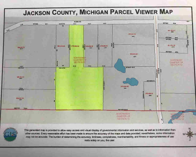 Grass Lake MI Residential Lots & Land For Sale: $119,900