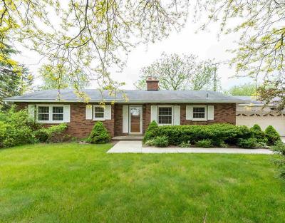 Chelsea Single Family Home Contingent - Financing: 7660 Werkner Rd