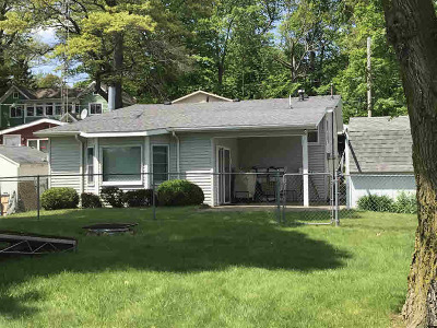 Jackson County, Hillsdale County, Lenawee County, Washtenaw County Single Family Home For Sale: 6243 K Dr