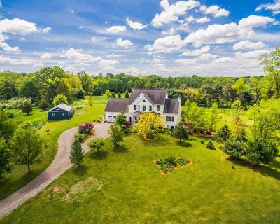 Chelsea Single Family Home For Sale: 10395 Boyce Rd