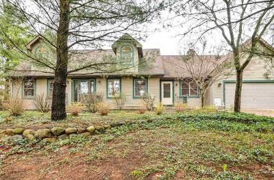 Chelsea Single Family Home Contingent - Financing: 13402 Oak Ridge Ln